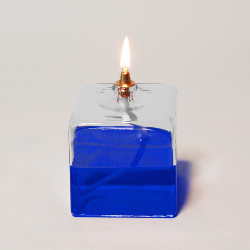 사각 오일 램프 (파라핀 오일용) - K113
