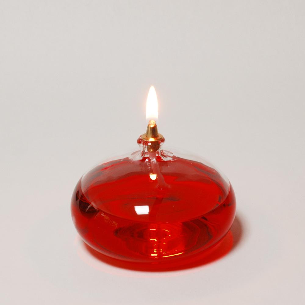 타원 오일 램프 (파라핀 오일용) - K112